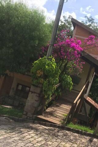 Casa Rústica nas Cabras, Joaquim  Egídio, Campinas