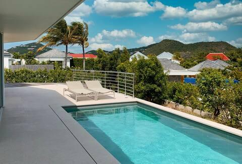 Villa Joya, Gustavia Hill (Room 1)