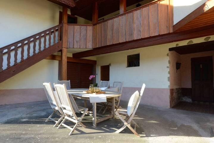 La Maison de Sabine avec jardin 4km de Kaysersberg