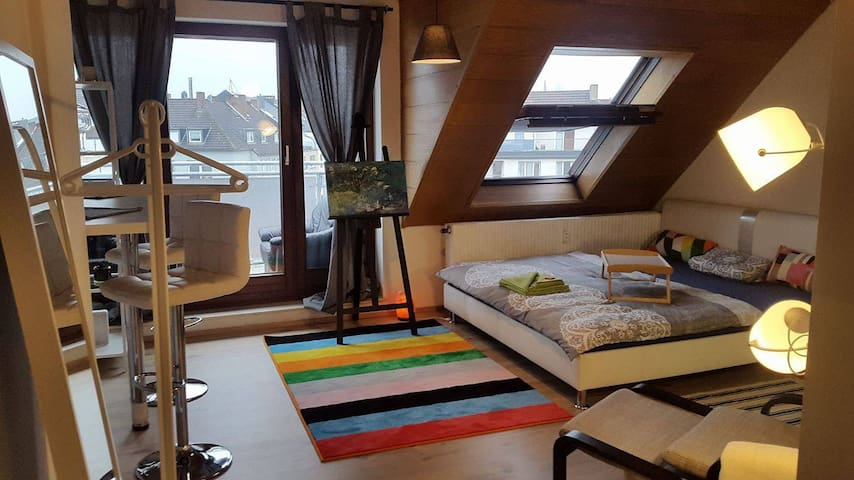 Exclusive apartment in city center! - Düsseldorf - Dom