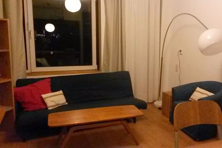 Studio appartement 30min from center - Amsterdam - Apartment