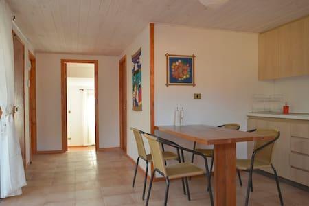 Casa nueva a 500 mts de la playa - Quintay - Talo