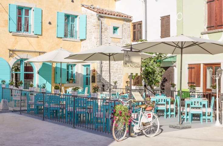 Heritage hotel Chersin   Small&charming hotel - Fasana - Bed & Breakfast