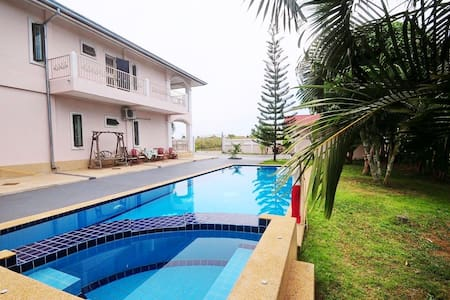 """• Cozy room with private """"POOL"""" in a """"NATURE"""" :D • - Hua Hin"""