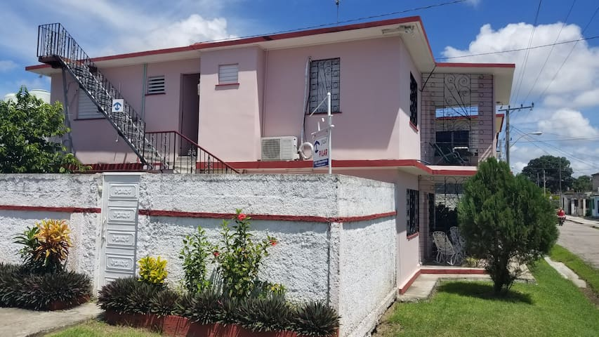 Cozy apartment near the seawall of Cienfuegos