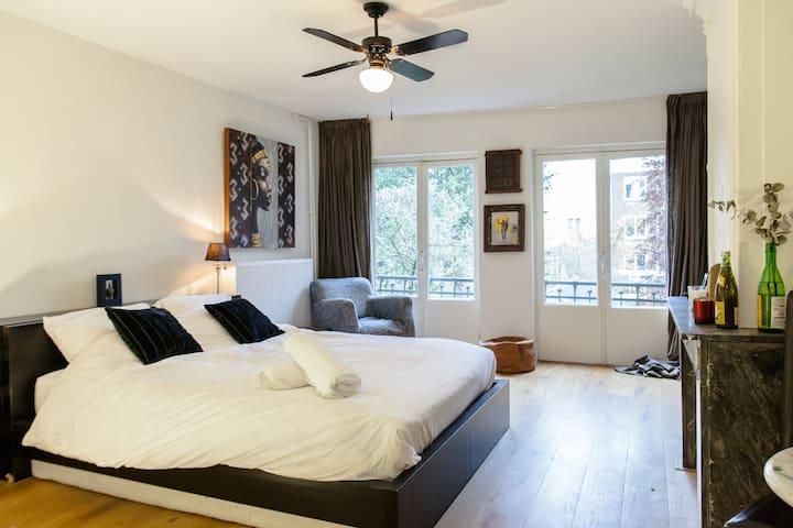 Exclusive guest room: Keizersgracht - Amesterdão - Casa