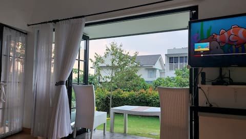Villa Outdoor Rancamaya With Netflix & Youtube