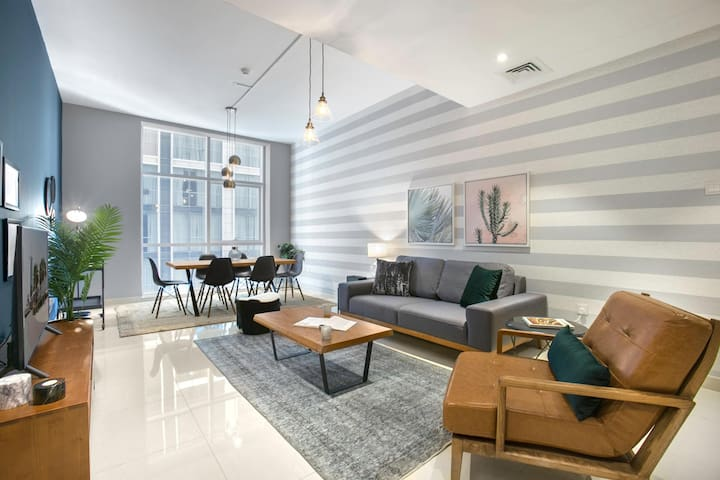 1-bedroom, fully equipped, next to World Trade Center, by Blueground