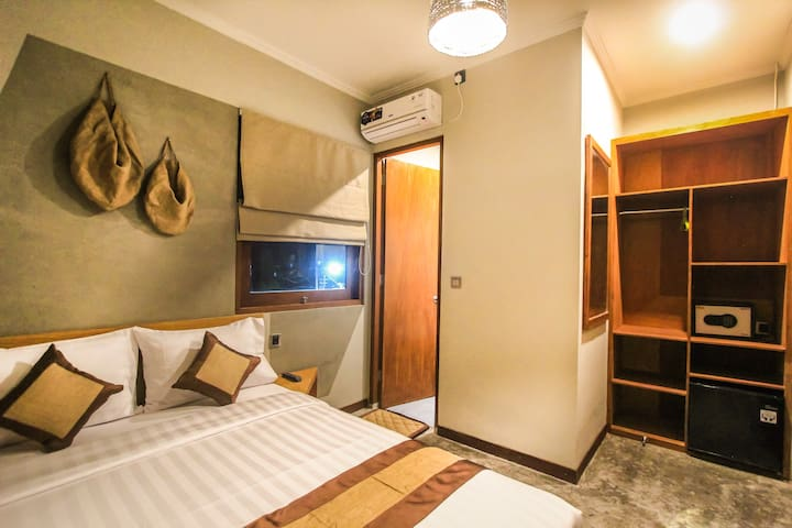 New BRAW inn@canggu Double Bed Room
