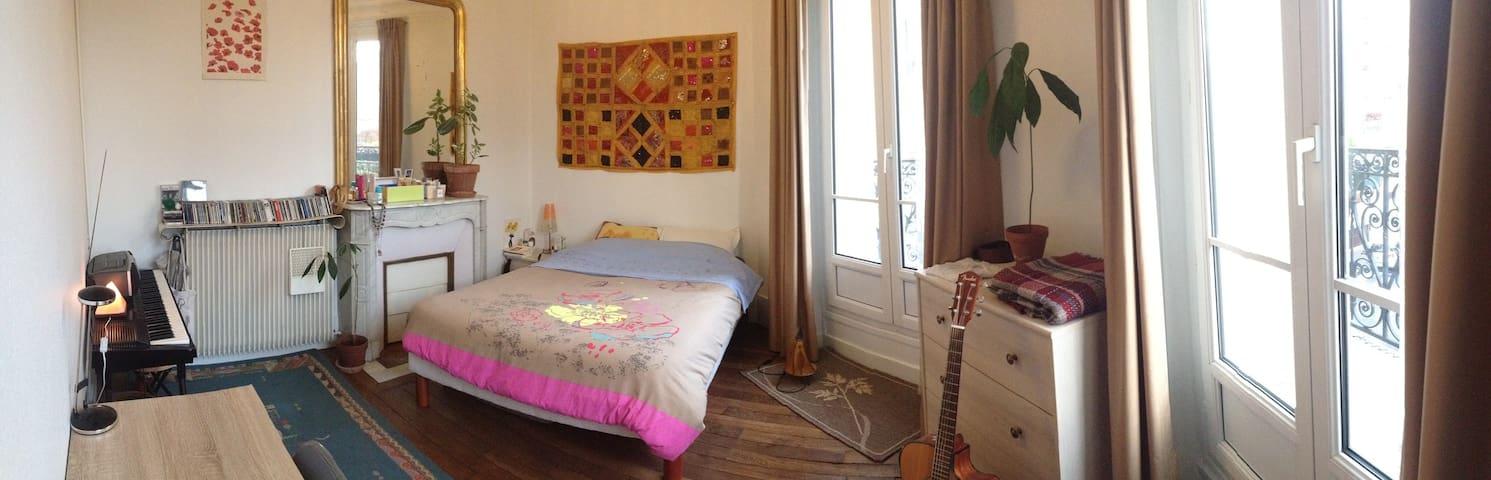 Beautiful room in appartment Paris 14
