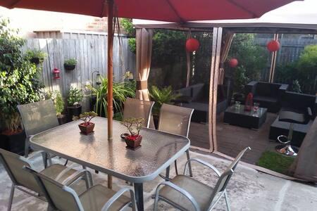Garden oasis - Randwick - Bed & Breakfast
