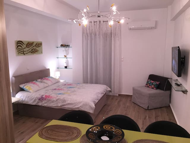 Sounio Sunset Beach Apartment