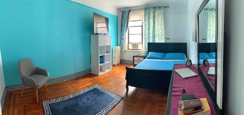 Best location in Bay Ridge. Cozy and private room.