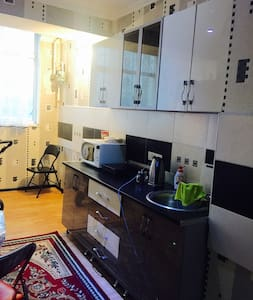 Private bedroom! Nice and clean! - Bishkek - Apartament