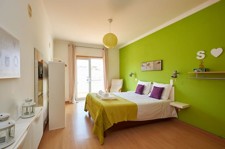 New Casa da Praia-Cozy and Lovely - Carvoeira - Apartment