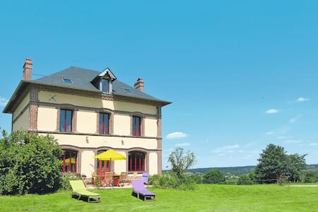 Holiday home in Coupesarte - Coupesarte - Dom