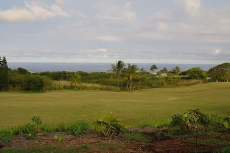 Ke'ena Nanea at Hale Kaulua - Ocean View Studio - Naalehu - Maison