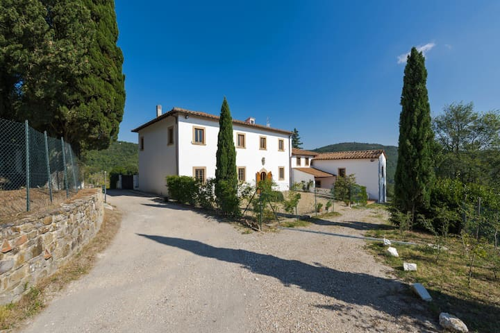 Villa al Pozzo - Wonderful mansion near Florence