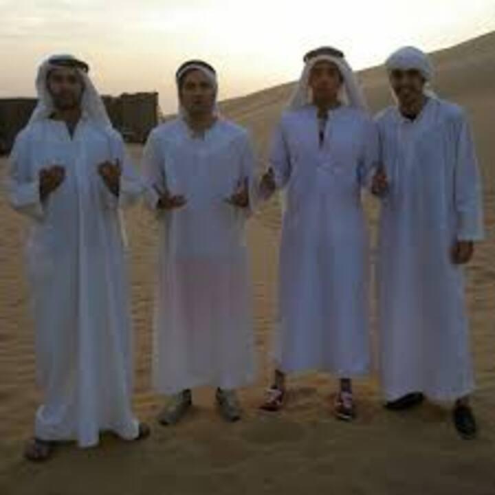 Übernachten im Beduinenzelt