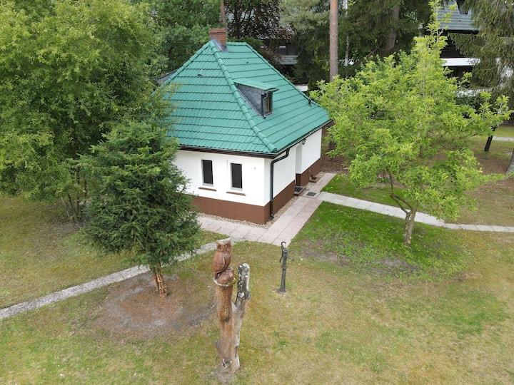 Ferienhaus in Mitten der Natur in ruhiger Lage!