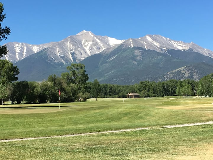 Golf Course with Creek and Bridge 3 Bed 2 Bath
