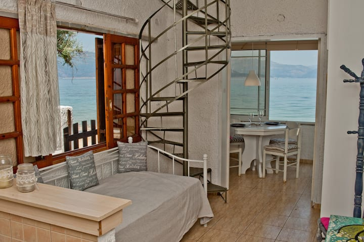 #sunrise apartment# unique sea view