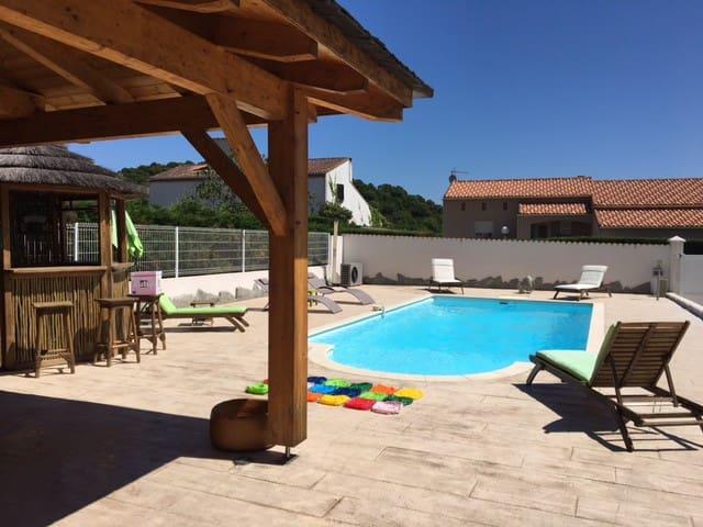 villa avec piscine - Appietto - Ev