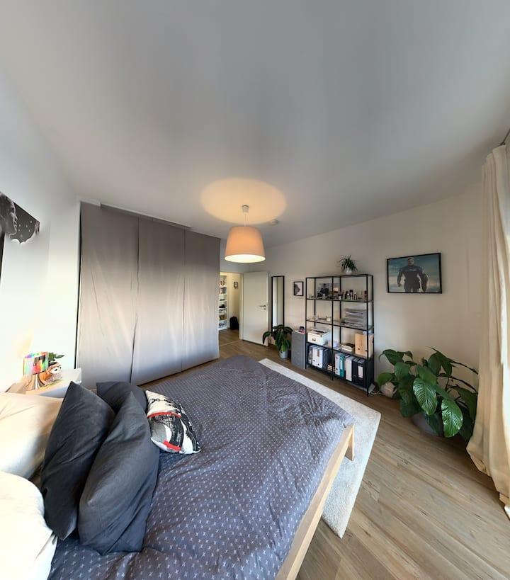 Schöne 2 Zimmer Wohnung am Rudolfplatz