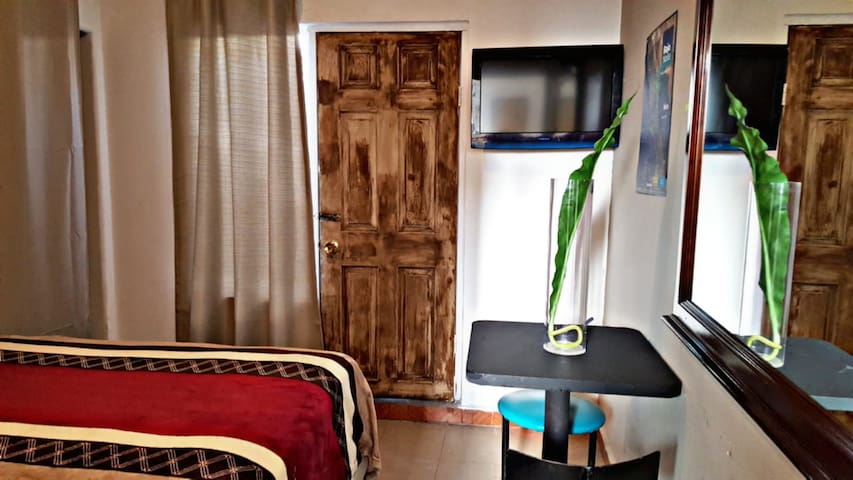 MINI APARTMENT IN AV. REVOLUCION #10