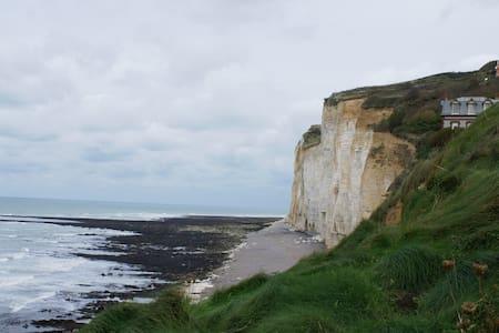 Maison proche de la mer, pkg,jardin - Saint-Pierre-en-Port - 一軒家