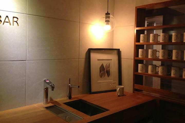 DAAN PARK Hotel - Twin Superior private room