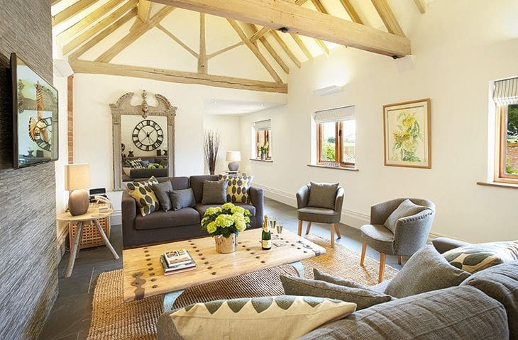 Furlong Barn - Long Itchington, Southam - Casa