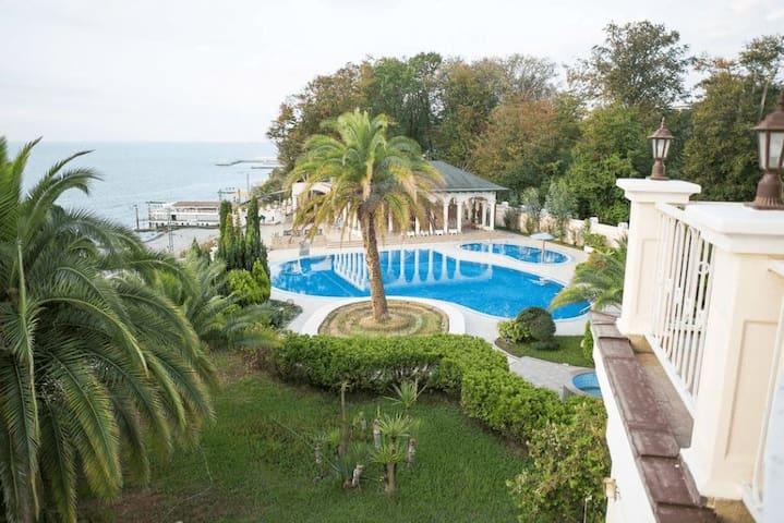 Luxury villa in Sochi with sea views - Sochi - Villa