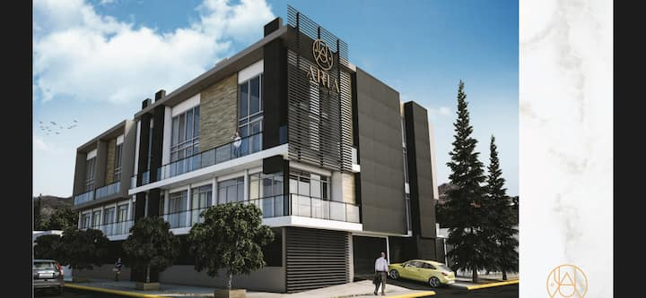 Aria Neo Urban Loft. Hermoso Pent House Ejecutivo