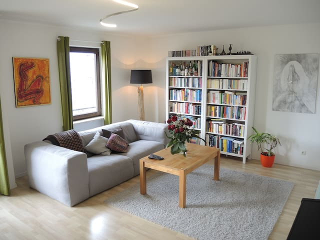 Cozy and calm room in the heart of Giesing