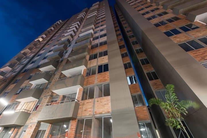 Apartamento nuevo/ Brand new apartment