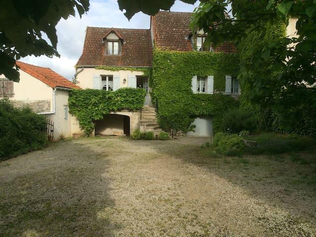 Maison de charme - Nolay - Dom