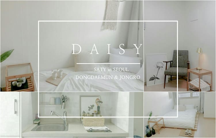 #3.Dongmyo2mins,Dongdaemun 5mins Cozy&CleanEggfree