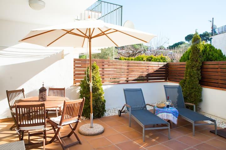 Precioso apartamento en SaConca a 500m de la playa