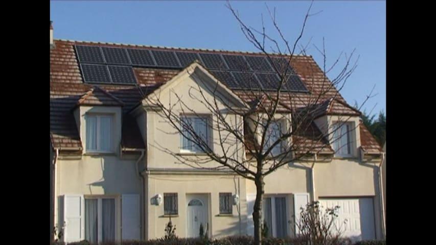 Chambres meublées - Ferrières-en-Brie - House