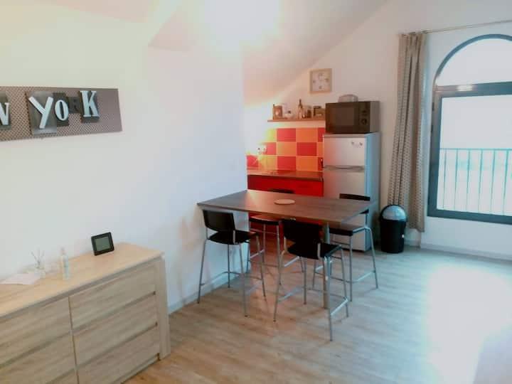 Appartement T2 50 m², RENNES SUD, Parking Gratuit
