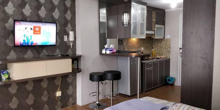 Apartment Altiz Bintaro Studio Fully Furnished