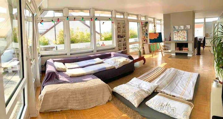 Zimmer im Herzen Münchens