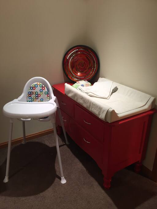 Bedroom 2 - Baby change facilities can be provided upon requets