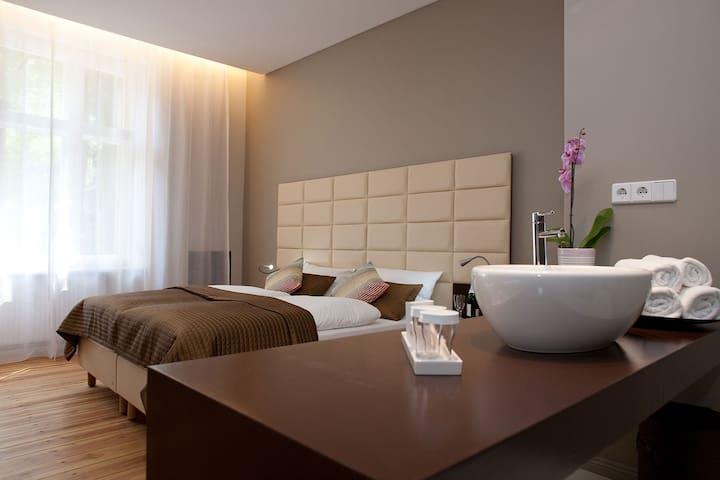 Komfort Doppelbett-Zimmer