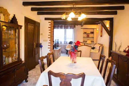 Maison style authentique tout près du Luxembourg