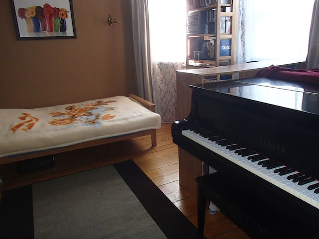 Near Harvard Private bedroom; 2 shared WC rooms - Boston - House