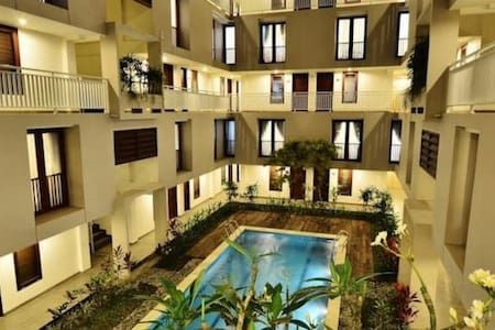 New Promo 50 % off Hotel apartment Legian - Kuta - Loft