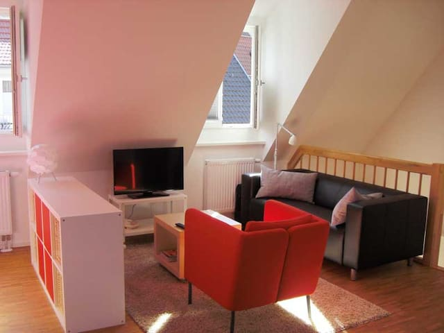 Charmantes vollmöbliertes 1 Zimmer Apartment