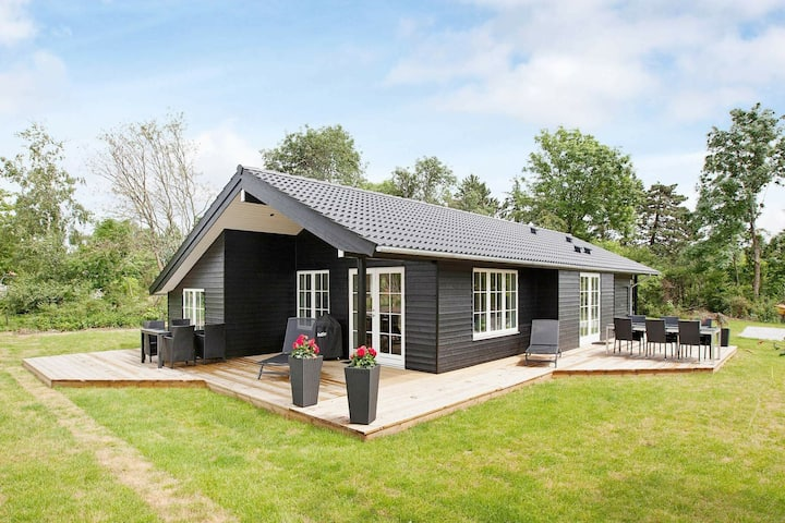 Picturesque Holiday Home in Jægerspris with Terrace